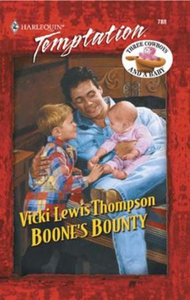 Boone's Bounty (ebok) av Vicki Lewis Thompson
