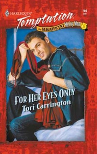 For Her Eyes Only (ebok) av Tori Carrington