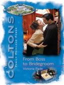 From Boss to Bridegroom