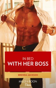 In Bed with Her Boss (ebok) av Brenda Jackson