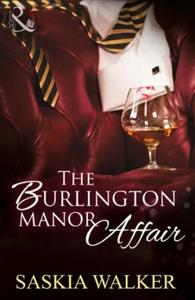 The Burlington Manor Affair (ebok) av Saskia