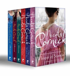 Sins and Scandals Collection (ebok) av Nicola