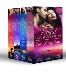 The Royal House of Karedes Collection Books 1