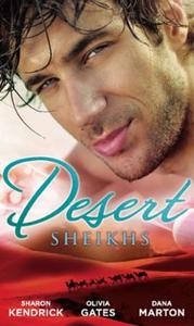 Desert Sheikhs (ebok) av Sharon Kendrick, Oli