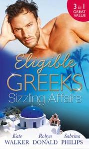 Eligible Greeks: Sizzling Affairs (ebok) av K