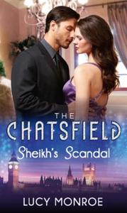 Sheikh's Scandal (ebok) av Lucy Monroe