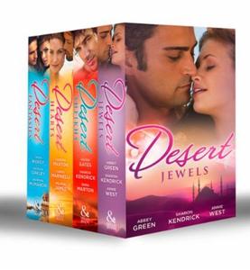 Desert Jewels Collection (ebok) av Sharon Ken