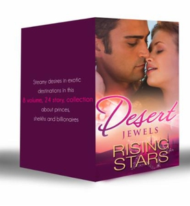 Desert Jewels & Rising Stars (ebok) av Sharon