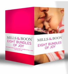 Eight Bundles of Joy (ebok) av Melissa James,