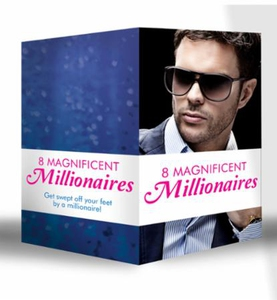 8 Magnificent Millionaires (ebok) av Maggie C