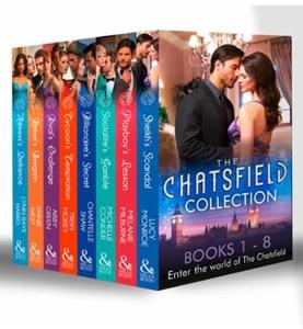The Chatsfield Collection Books 1-8 (ebok) av