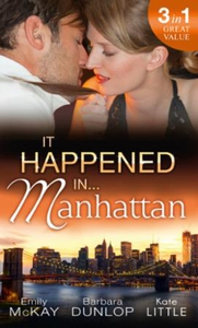 It Happened in Manhattan (ebok) av Emily McKa