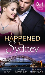 It Happened in Sydney (ebok) av Margaret Way,