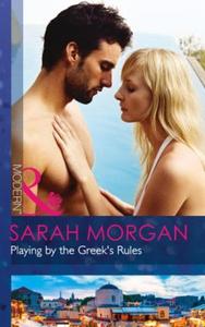 Playing by the Greek's Rules (ebok) av Sarah