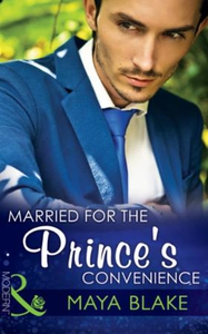 Married for the Prince's Convenience (ebok) a