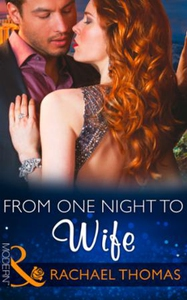 From one night to wife (ebok) av Rachael Thom