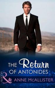 The Return Of Antonides (ebok) av Anne McAlli