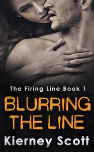 Blurring The Line (ebok) av Kierney Scott