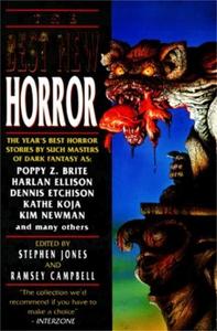 The Best New Horror 5 (ebok) av Ramsey Campbe