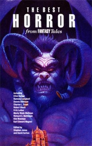 Best Horror from Fantasy Tales (ebok) av Step