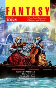 Fantasy Tales 3 (ebok) av Stephen Jones