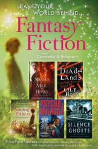 Leave Your World Behind - A Fantasy Fiction S