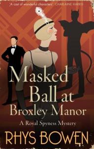 Masked Ball at Broxley Manor (ebok) av Rhys B