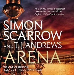 Arena (lydbok) av Simon Scarrow, Ukjent, T. J