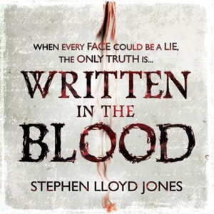 Written in the Blood (lydbok) av Stephen Lloy