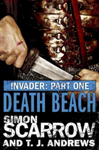 Invader: Death Beach (1 in the Invader Novell