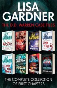 The D.D. Warren Case Files (A Sampler) (ebok)