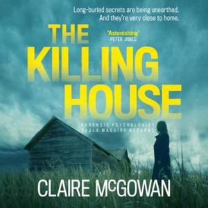 The Killing House (Paula Maguire 6) (lydbok)