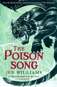 The Poison Song  (The Winnowing Flame Trilogy