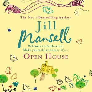 Open House (lydbok) av Jill Mansell, Ukjent