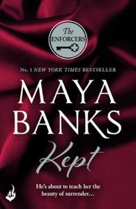 Kept: The Enforcers 3 (ebok) av Maya Banks