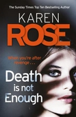 Death Is Not Enough (The Baltimore Series Book 6)