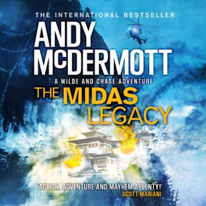 The Midas Legacy (Wilde/Chase 12) (lydbok) av