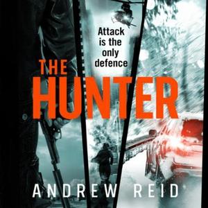 The Hunter (lydbok) av Andrew Reid