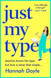 Just My Type (ebok) av Hannah Doyle