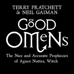 Good Omens (lydbok) av Neil Gaiman, Terry Pra