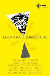 Tarzan the Untamed and Other Tales (ebok) av