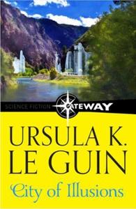 City Of Illusions (ebok) av Ursula K. LeGuin,