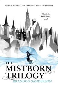 Mistborn Trilogy Boxed Set (ebok) av Brandon