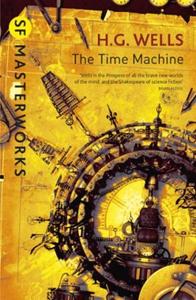 The Time Machine (ebok) av H.G. Wells