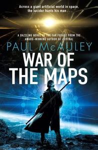War of the Maps (ebok) av Paul McAuley