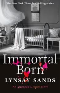 Immortal Born (ebok) av Lynsay Sands