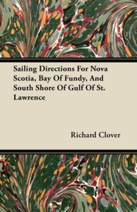 Sailing Directions For Nova Scotia, Bay Of Fund