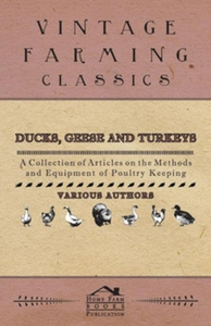 Ducks, Geese and Turkeys - A Collection of Arti
