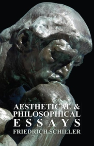 Aesthetical and Philosophical Essays (e-bok) av