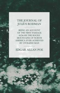 The Journal of Julius Rodman - Being an Account